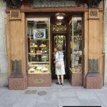 Pastelería El riojano por fotógrafo en Madrid