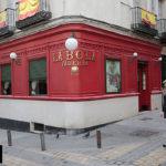 Taberna tradiciona de Madrid