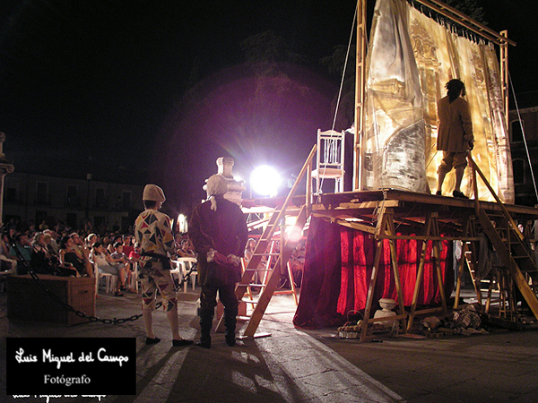 Fotografía del Festival Del arte della Commedia por LMC