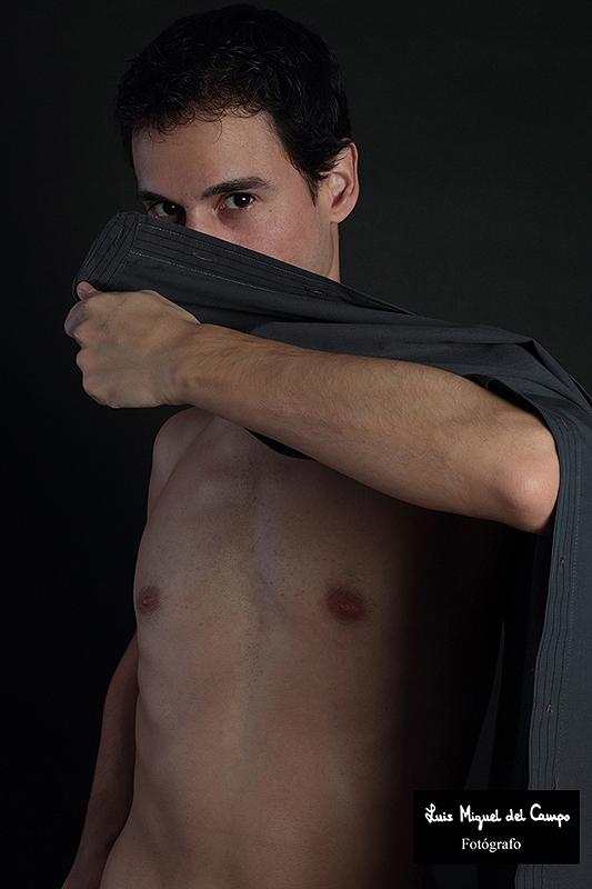 Books de desnudo artístico en Madrid