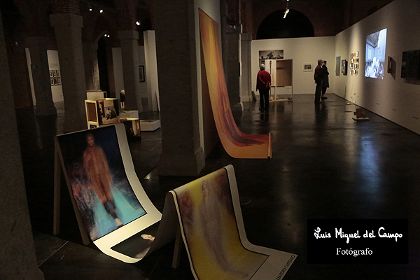 Exposicón de EFTI, la escuela de fotografía en Madrid