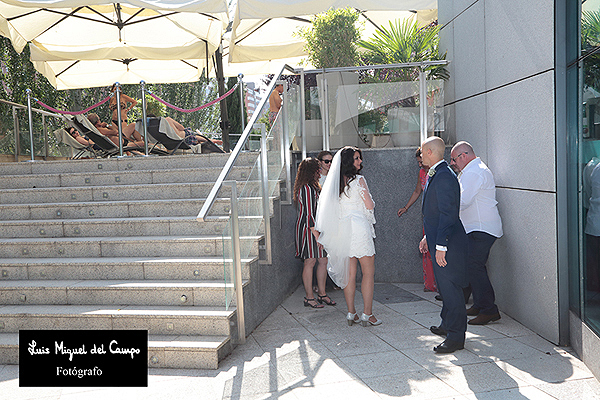 Reportajes fotográficos de boda en Madrid