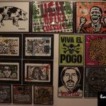 Grafitis de Toxicómano Callejero por fotógrafo en Madrid