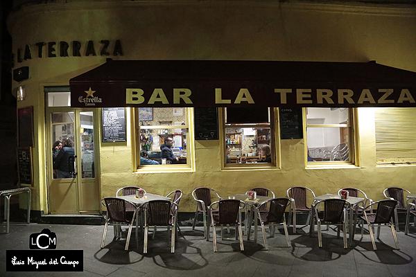 Reportajes nocturnos en Madrid