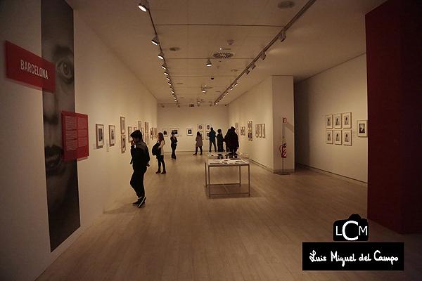 Exposición fotográfica de Humberto Rivas en Madrid