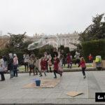 Estampa callejera por fotógrafo profesional en Madrid