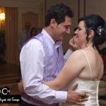 Vals nupcial por fotógrafo de bodas en Madrid