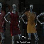 Estampa callejera de moda por fotógrafo profesional en Madrid