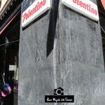 Entrada al Bar Palentino según fotógrafo de Madrid LMC