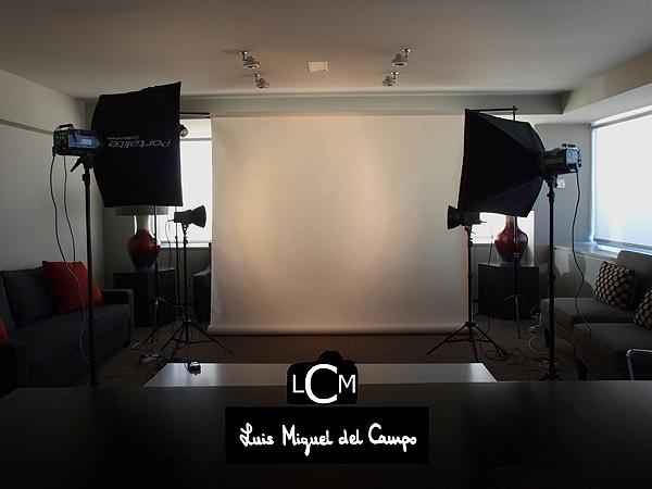 Estudio fotográfico por fotógrafo profesional Madrid