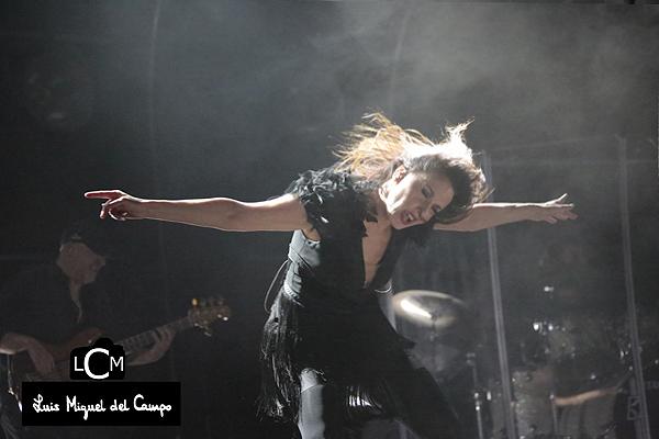 Fotógrafo profesional de rock en Madrid LMC