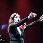 Fotos de concierto de Luz Casal por fotógrafo profesional en Madrid LMC
