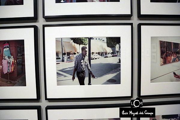 Expo por fotógrafo en Madrid
