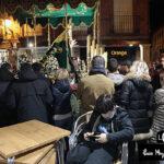 Situación durante una procesión por fotógrafo de Madrid LMC