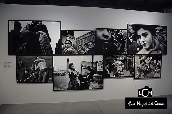Exposición de William Klein por fotógrafo LMC 004