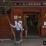 Casa Alberto vista por fotógrafo en Madrid Luis Miguel del Campo