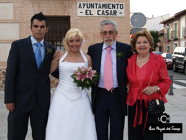 Fotógrafo de bodas en pueblos