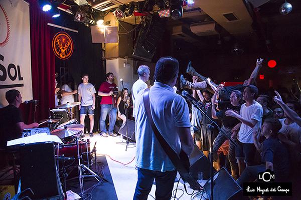 Reportjes de rock en salas