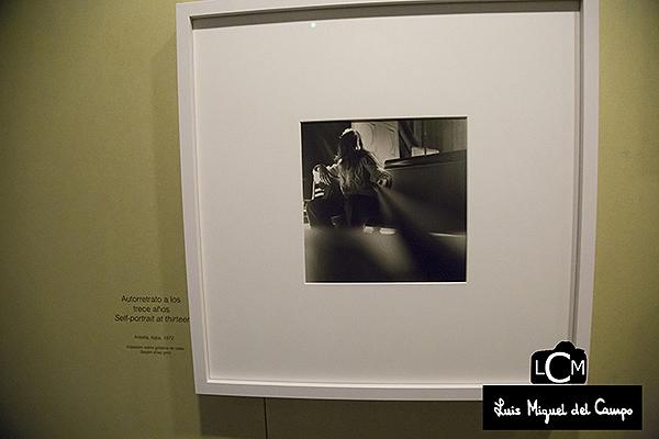 Muestra de Francesca Woodman en Madrid
