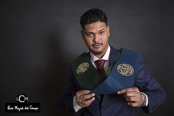Fotografía de graduaciones
