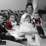 Fotografía de boda con niños