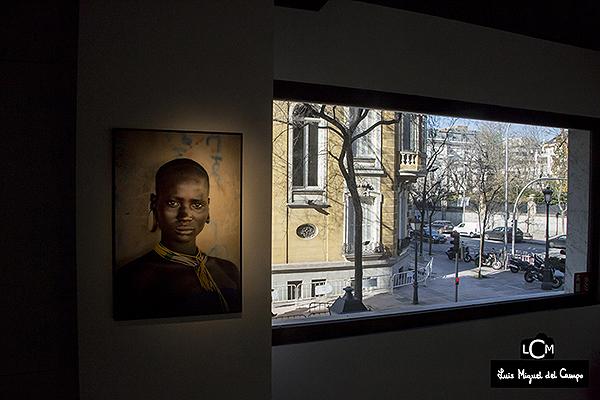 Exposición de Steve McCurry