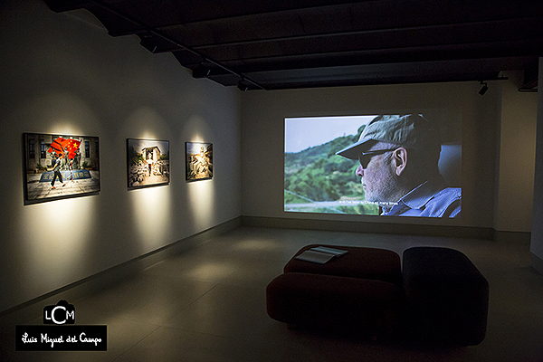 Exposición con documental de Steve McCurry