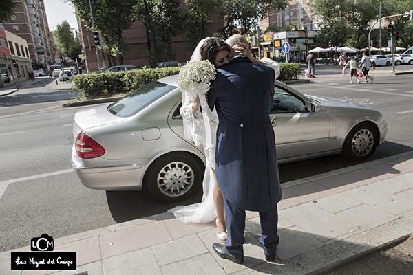Fotografía emotiva de boda