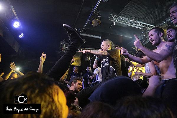 Fotógrafos de rock en Madrid