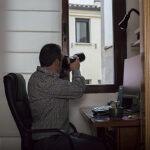 Fotógrafo confinado en Madrid
