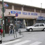 Antiguo mercado municipal de Villa de Vallecas