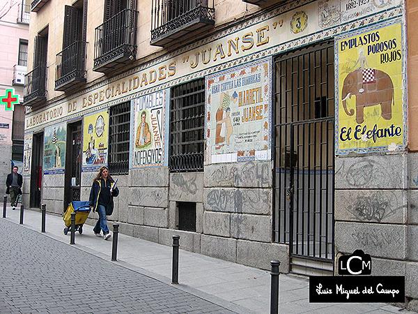Farmacia Juanse de Madrid