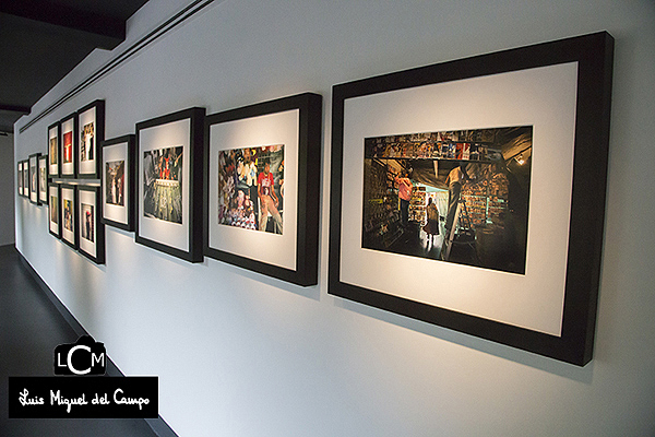 Fotografías de la expo en Leica Gallery de Madrid