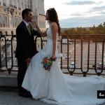 Reportaje de boda entregado en pen drive