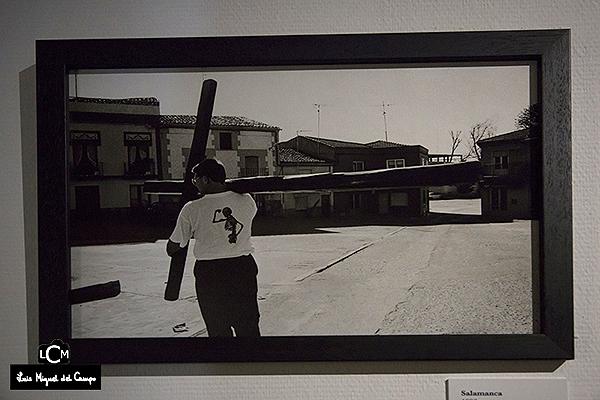 El fotógrafo Koldo Chamorro en Madrid