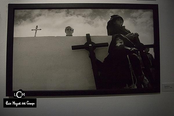 Imagen del fotógrafo Koldo Chamorro en Madrid