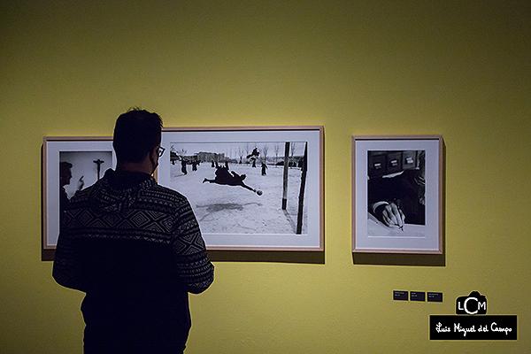 Obras maestras de la fotografía de Ramón Masats