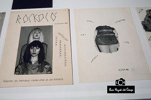 Portada de uno de los fanzines de Miguel Trillo