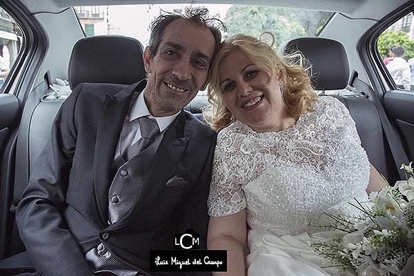 Fotógrafo en lista de boda