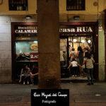 Casa Rúa por fotógrafo profesional en Madrid