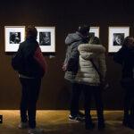 Aspecto de la exposición de Alberto Schommer