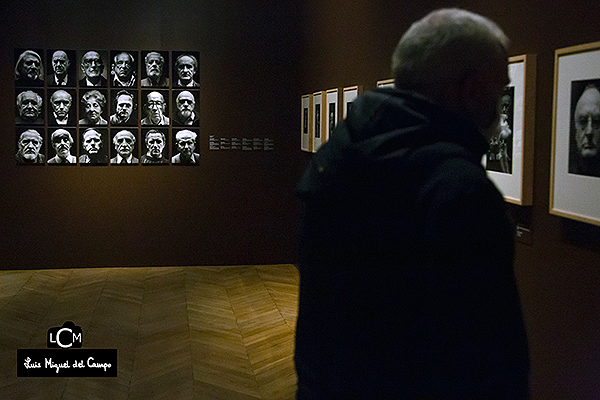 Exposición de retratos de Alberto Schommer