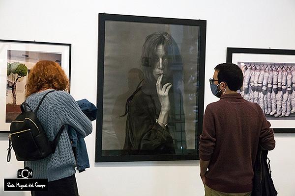 Retrato de Patti Smith de la colección Carla Sozzani