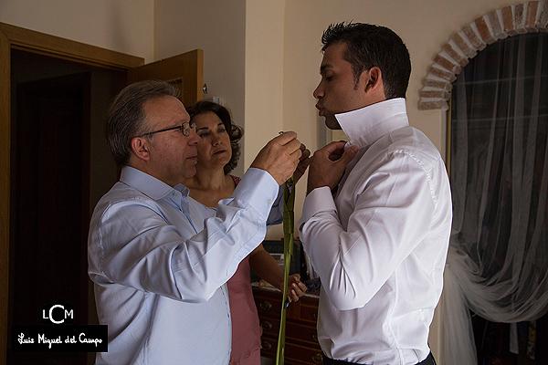 Fotógrafo económico de boda en Madrid