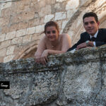 Reportaje de boda COVID en Madridla destrucción de los oficios oda COVID