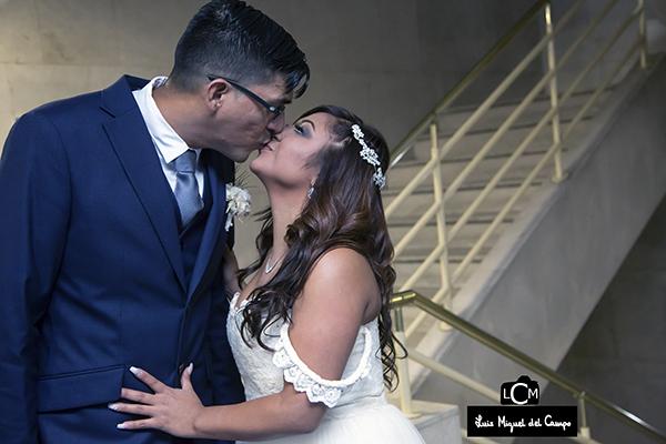 Fotógrafo de boda civil o religiosa