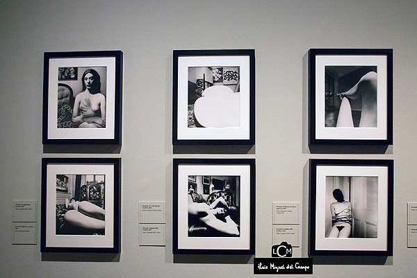 Desnudos de Bill Brandt
