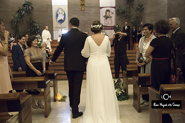 Reportajes de bodas religiosas
